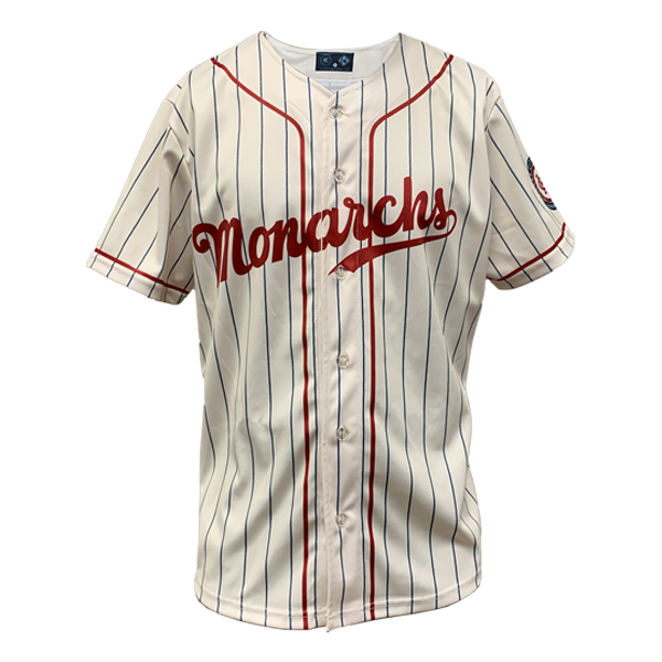 Monarchs Home Jersey